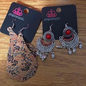 Paparizzi Earrings ♥️